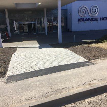 ISLANDE HOTEL в Риге